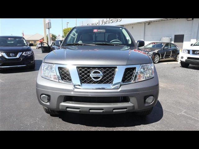 Certified Pre-Owned 2019 Nissan Frontier SV