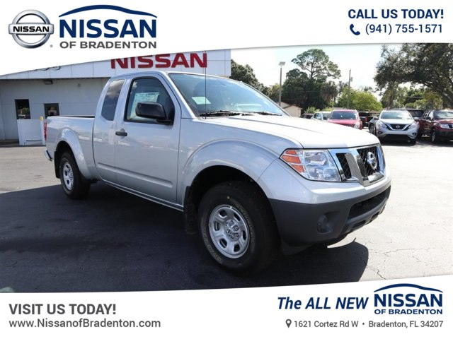 New 2019 Nissan Frontier S Truck In Bradenton Kn704815 Nissan Of
