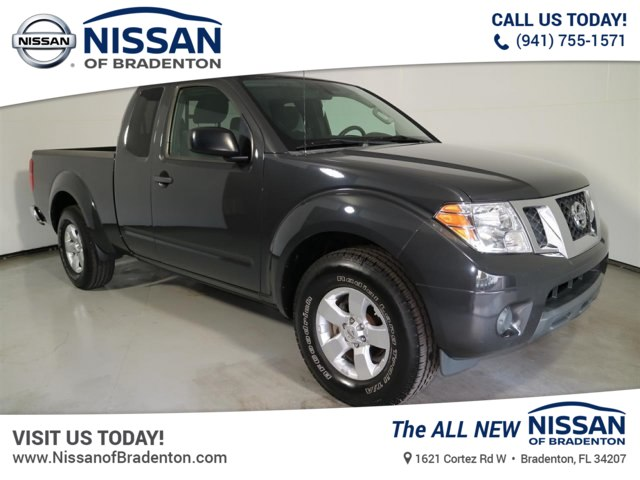 Pre-Owned 2012 Nissan Frontier SV-I4
