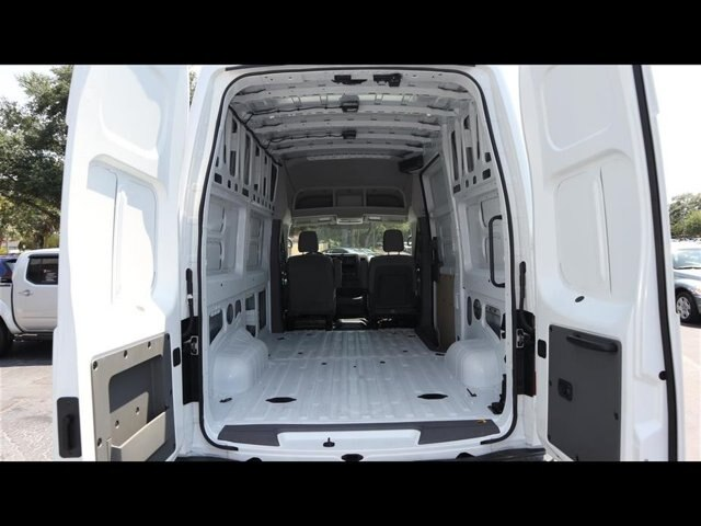 New 2019 Nissan NV Cargo NV2500 HD S V6