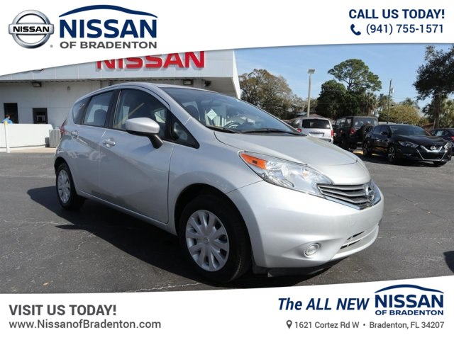 Certified Pre-Owned 2015 Nissan Versa Note SV