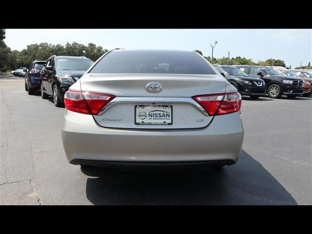 Pre-Owned 2015 Toyota Camry LE