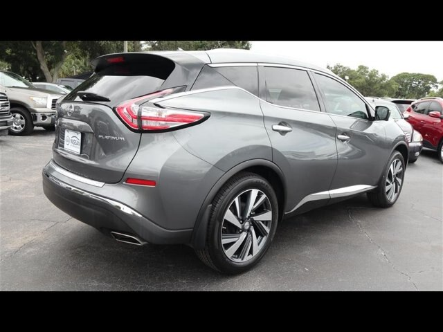 Pre-Owned 2015 Nissan Murano Platinum