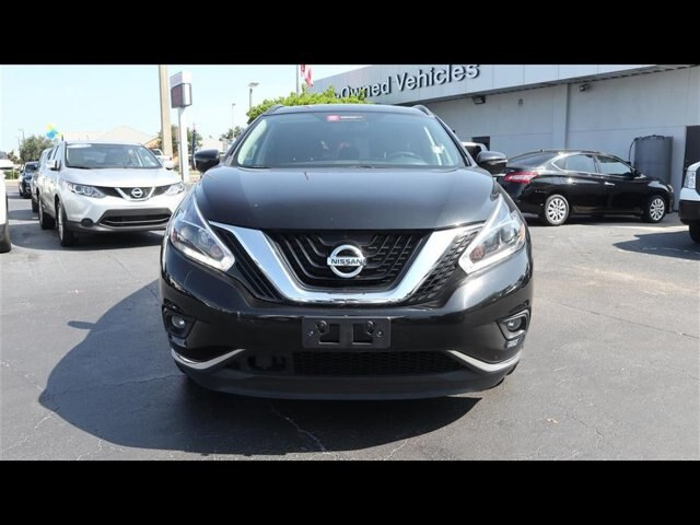 Certified Pre-Owned 2018 Nissan Murano SV