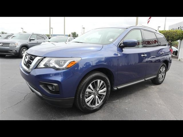 Certified Pre-Owned 2019 Nissan Pathfinder SV 4WD