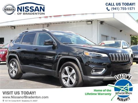 Pre-Owned 2020 Jeep Cherokee Limited 4WD
