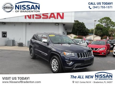 Pre Owned 2014 Jeep Grand Cherokee Limited 4WD