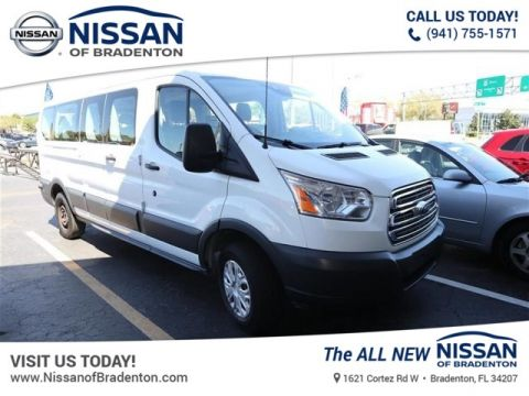 Pre-Owned 2017 Ford Transit-350 XL