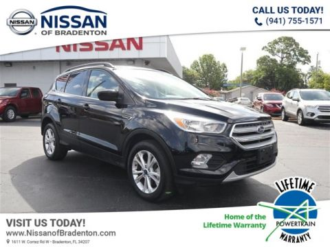 Pre-Owned 2018 Ford Escape SE 4WD