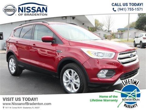 Pre-Owned 2019 Ford Escape SEL 4WD