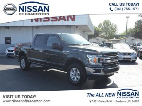 Pre-Owned 2018 Ford F-150 XL 4WD
