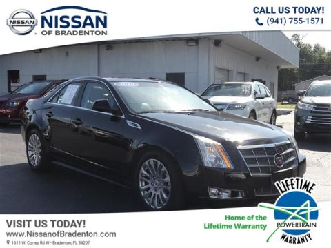 Pre-Owned 2010 Cadillac CTS 3.0L Performance AWD