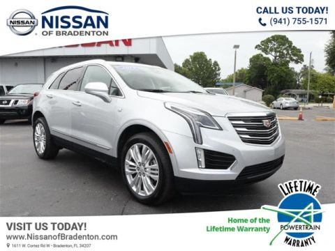 Pre-Owned 2019 Cadillac XT5 Premium Luxury With Navigation