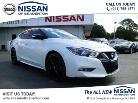 Certified Pre-Owned 2016 Nissan Maxima 3.5