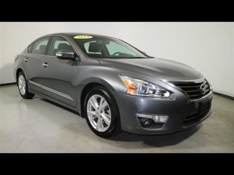 Certified Pre-Owned 2014 Nissan Altima 2.5 SL