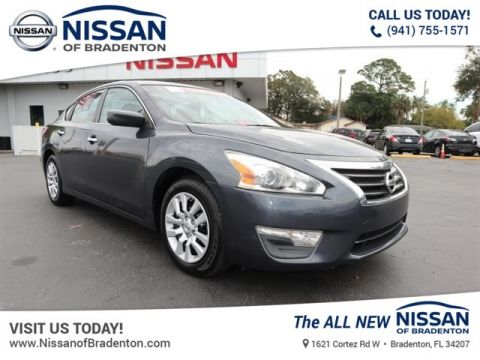 Certified Pre-Owned 2013 Nissan Altima 2.5 S