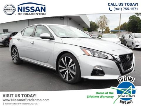 New 2020 Nissan Altima 2.0 Platinum With Navigation