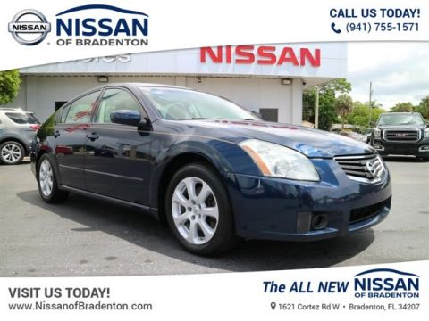 Pre-Owned 2007 Nissan Maxima 3.5