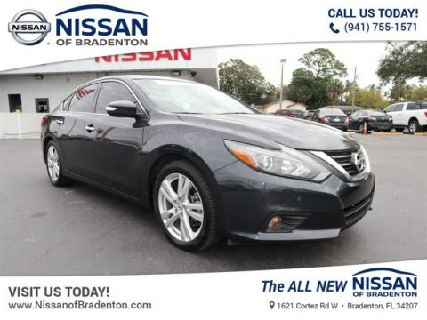 Certified Pre-Owned 2016 Nissan Altima 3.5 SL FWD Sedan