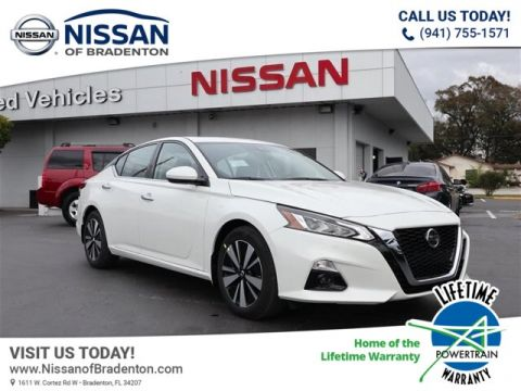 New 2019 Nissan Altima 2.5 SL With Navigation
