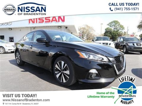 New 2019 Nissan Altima 2.5 SL FWD Sedan