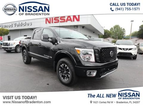 Certified Pre-Owned 2019 Nissan Titan PRO-4X 4WD
