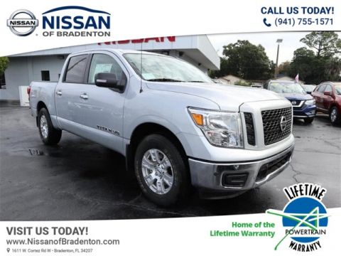 New Nissan Titan in Bradenton | Nissan of Bradenton
