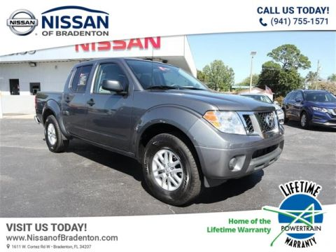 Certified Pre-Owned 2019 Nissan Frontier SV RWD Truck