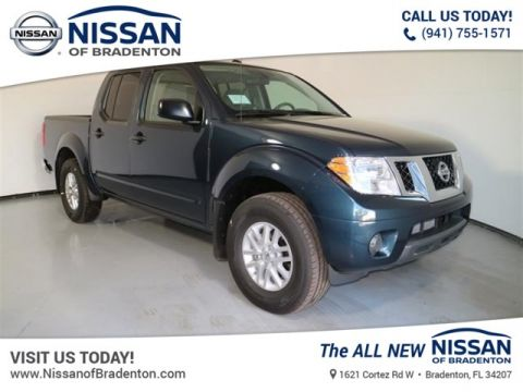 New 2018 Nissan Frontier SV