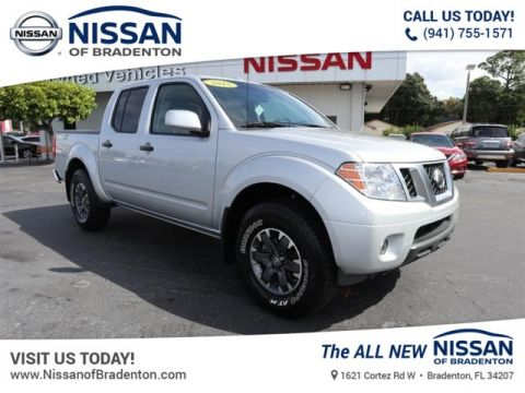 Certified Pre-Owned 2018 Nissan Frontier PRO-4X 4WD