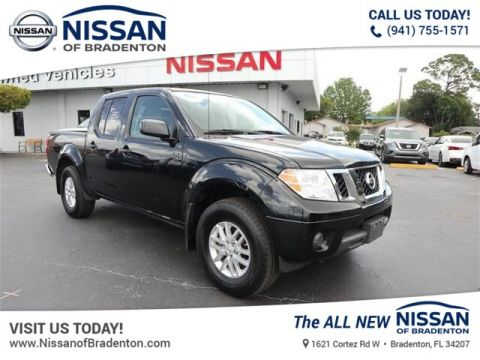 Certified Pre-Owned 2019 Nissan Frontier SV 4WD