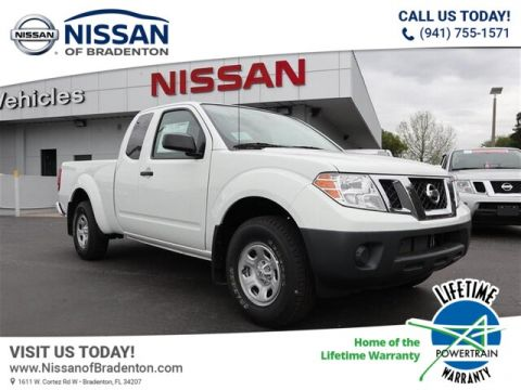 New 2019 Nissan Frontier S RWD King Cab