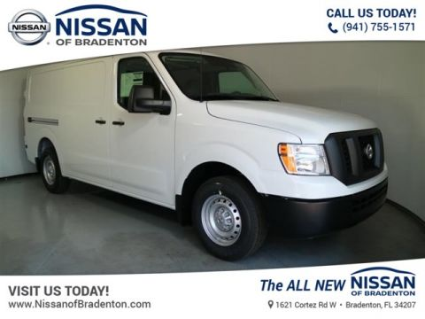 New 2018 Nissan NV Cargo NV2500 HD S V6