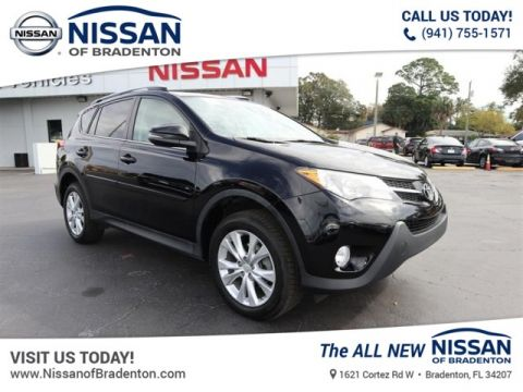 Pre-Owned 2013 Toyota RAV4 Limited AWD