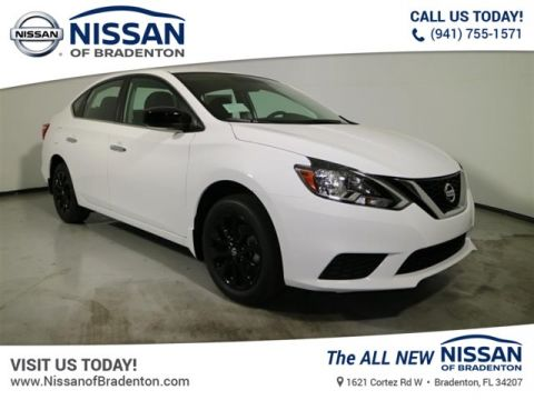 New 2018 Nissan Sentra S