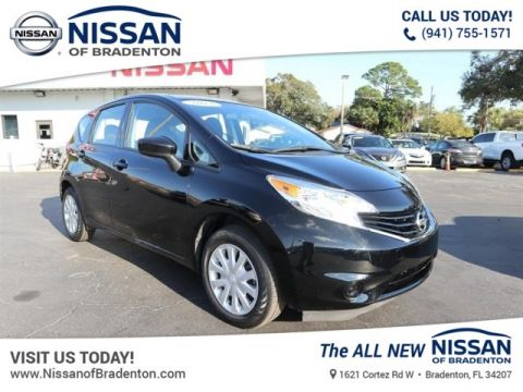 Certified Pre-Owned 2015 Nissan Versa Note S