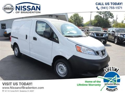 New 2019 Nissan NV200 S