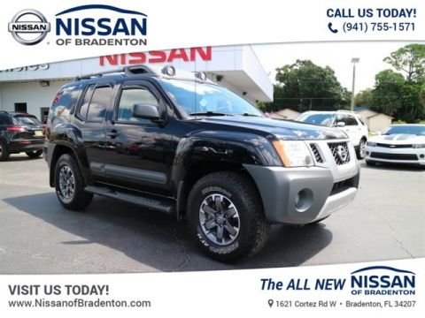 Certified Pre-Owned 2015 Nissan Xterra 4WD