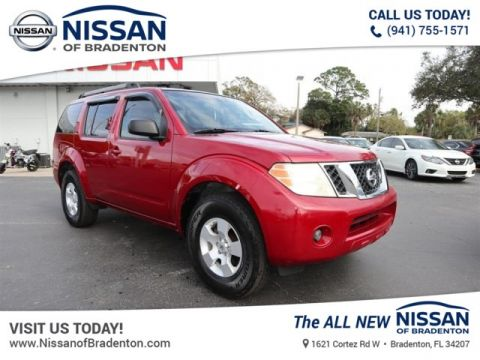 Pre-Owned 2009 Nissan Pathfinder S