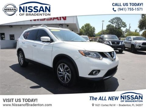 Certified Pre-Owned 2014 Nissan Rogue SL