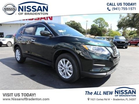 New 2019 Nissan Rogue SV FWD SUV