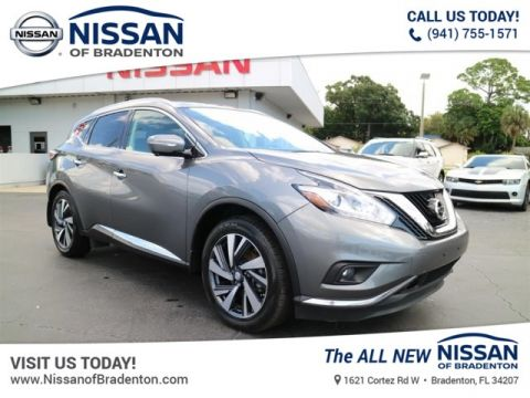 Certified Pre-Owned 2015 Nissan Murano Platinum AWD