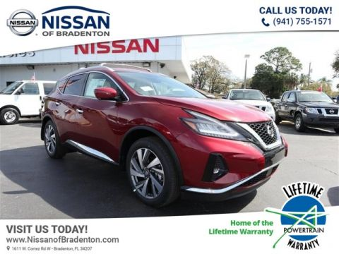 New Nissan Murano in Bradenton | Nissan of Bradenton