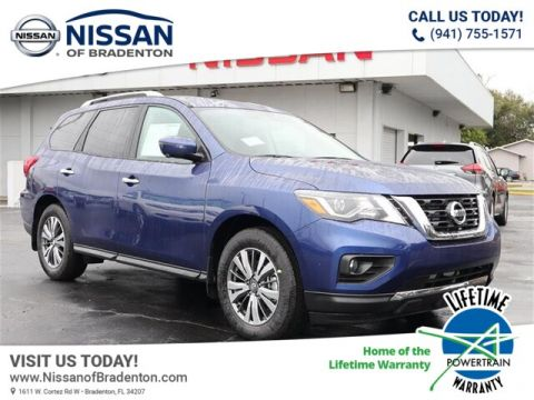 New 2020 Nissan Pathfinder SL With Navigation