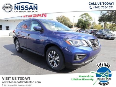 New Nissan Pathfinder in Bradenton | Nissan of Bradenton