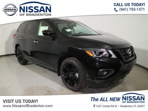 New 2018 Nissan Pathfinder SL