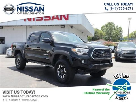 Pre-Owned 2019 Toyota Tacoma TRD Sport 4WD