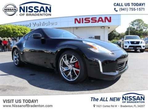 Certified Pre-Owned 2015 Nissan 370Z Sport Tech