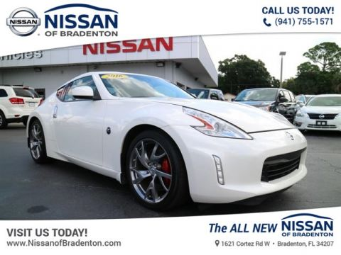 Certified Pre-Owned 2016 Nissan 370Z Sport Tech