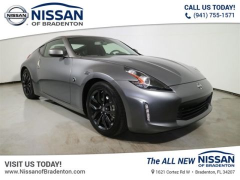 Pre-Owned 2018 Nissan 370Z